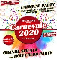 Carnevale Ladispoli 2020