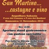locandina castagne e vino