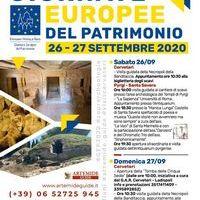 giornata europea patrimonio