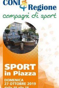sport in piazza 2019 manziana